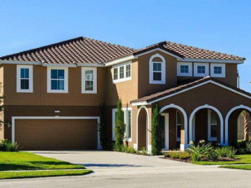 A vacation home for rent in Orlando, Florida, from Blue Travel