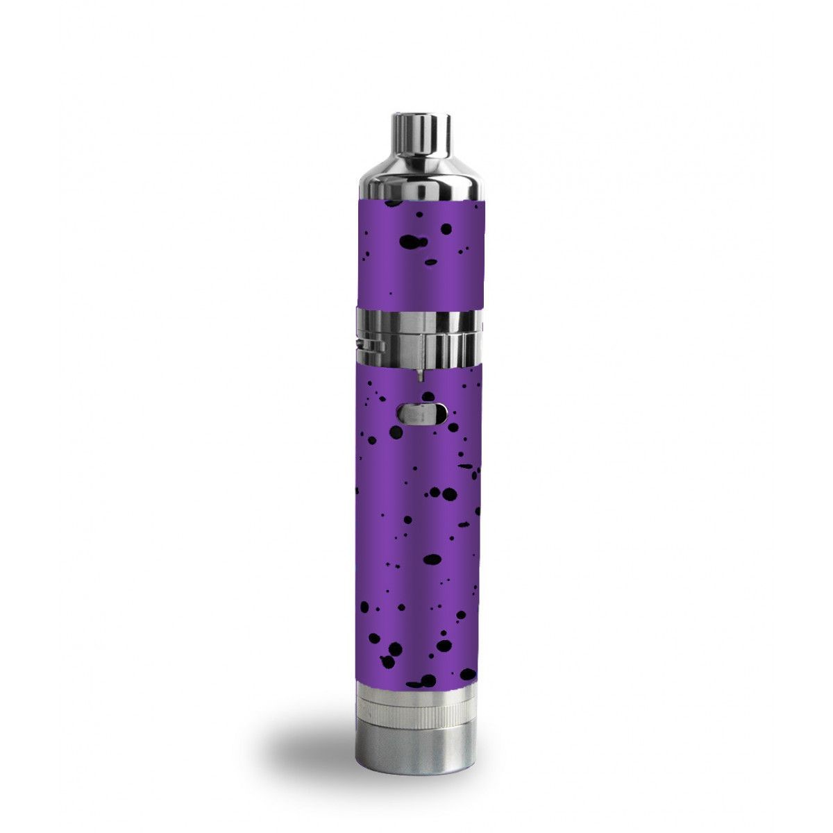 Authentic purple and black vaporizer