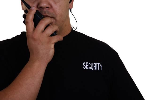security-guard-walkie-talkie