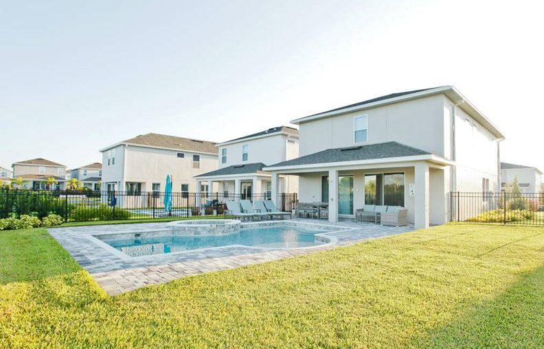 Top vacation homes in Orlando